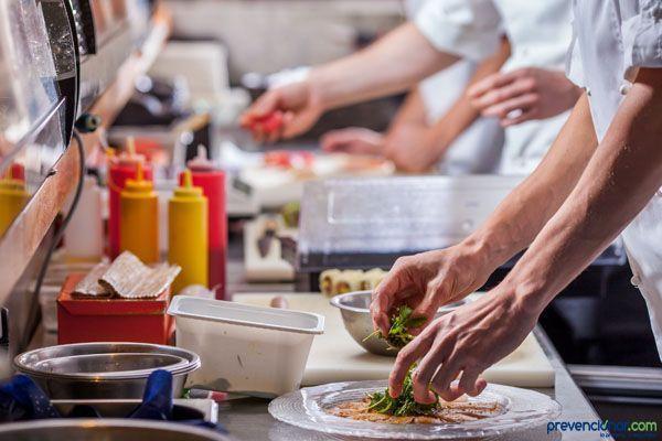 Condiciones de trabajo en centros de catering ¡Documento descargable!