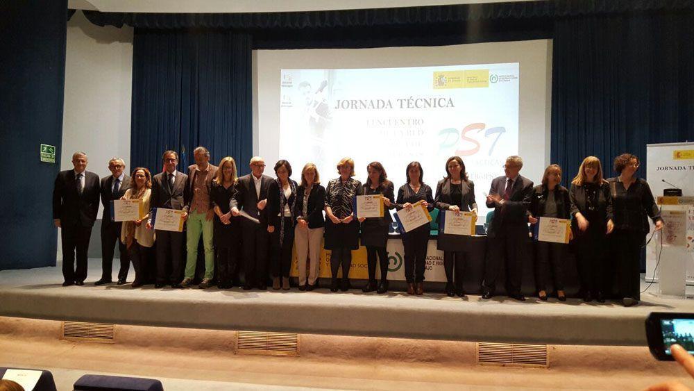 Asepeyo recibe el Diploma de Reconocimiento de Buenas Prácticas en Promoción de la Salud