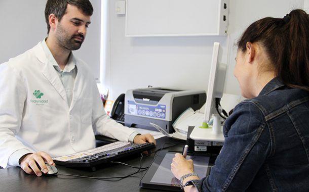 Los pacientes de Fraternidad-Muprespa ya disponen de la última tecnología digital