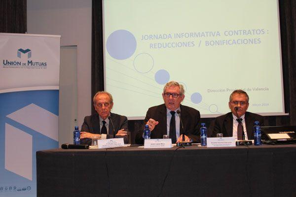 Unión de Mutuas y CIERVAL explican las ayudas a la contratación