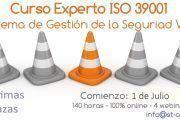 """Último día de matricula: """"Experto ISO 39001"""""""