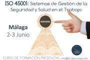 Curso ISO 45001: Sistema de Gestión de la Seguridad y Salud en el Trabajo - Málaga