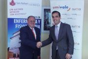 umivale y la Universidad de Nebrija colaboran en formación
