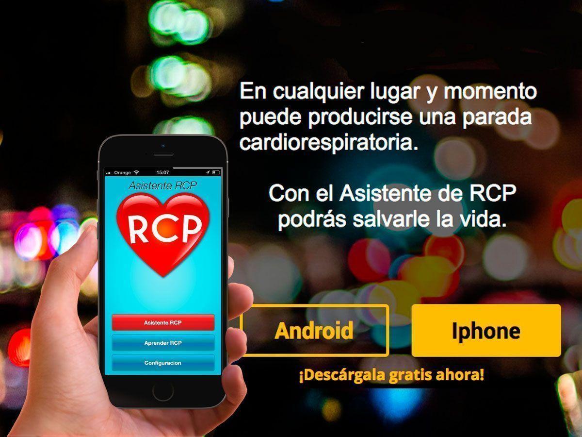 Asistente de RCP: Una app que salva vidas