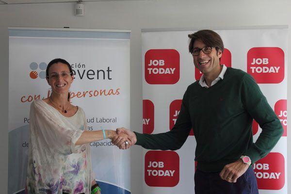 Alianza tecnológica para la búsqueda de empleo para las personas con discapacidad