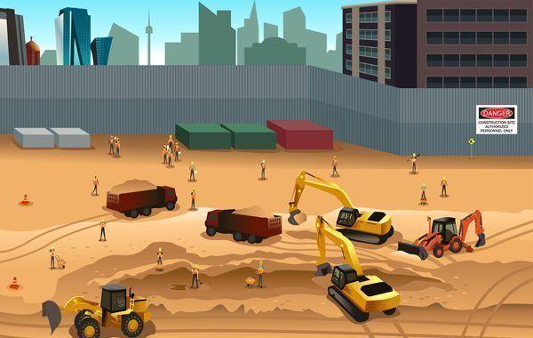 Elaboración de estudios de seguridad y salud en obras de construcción