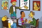 Los Simpsons llegan a Prevencionar (I)