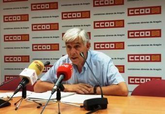 CCOO Aragón reclama un mayor compromiso económico con las políticas de prevención de riesgos laborales