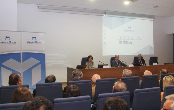 Unión de Mutuas aporta 14'5 millones de euros a los fondos de la Seguridad Social