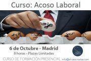 Curso: Acoso Laboral (Octubre - 2016) - Ultimas Plazas