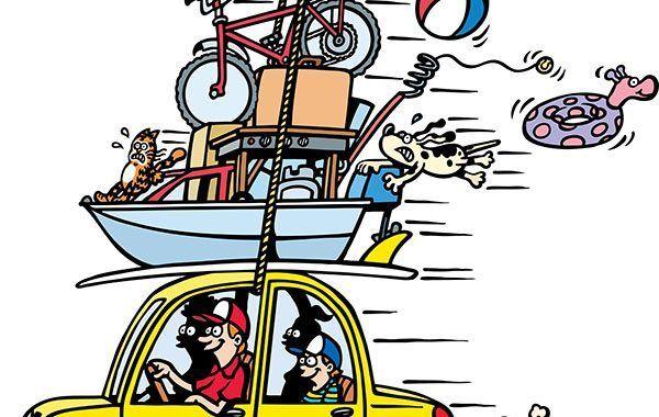 PrevenConsejo: Conducir en Verano