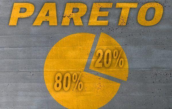 ¿Conoces el Principio de Pareto?