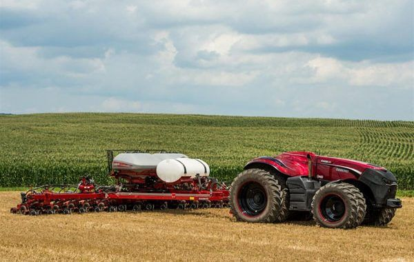 El tractor que evita accidentes laborales