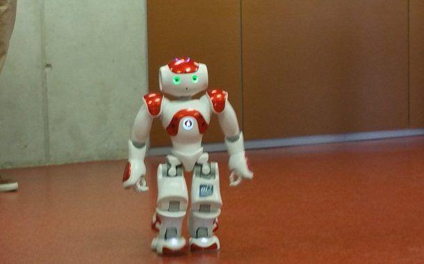 Andy, el robot diabético que enseña a los niños sobre su enfermedad