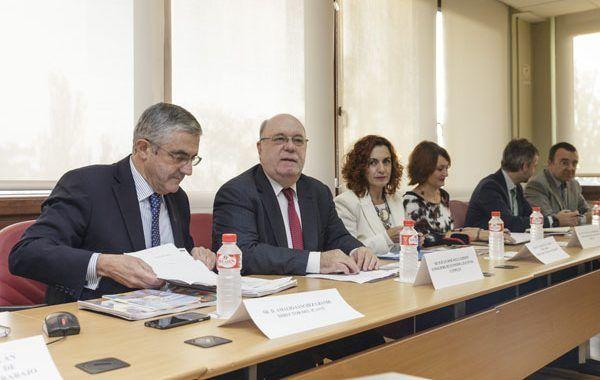 El Consejo Cántabro de Seguridad y Salud en el Trabajo aprueba una nueva estrategia para reducir la siniestralidad laboral