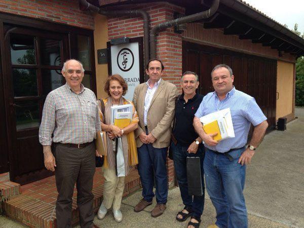 Javier Llaneza reelegido presidente de la Asociación Asturiana de Ergonomía (PREVERAS)