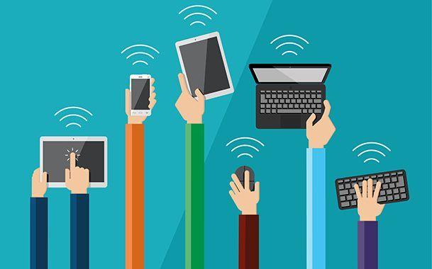 El uso saludable dispositivos móviles