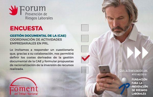 Encuesta: Gestión Documental de la CAE (2 últimos días)