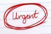 CCOO solicita la convocatoria urgente de la mesa de seguimiento del Plan de Prevención de Riesgos de Extremadura