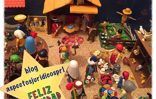 Aspectos Jurídicos de la PRL os desea Felices Fiestas