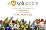 E-saludable te desea una Navidad Saludable