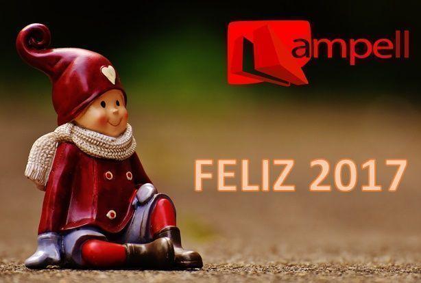 Desde Ampell os deseamos Felices Fiestas y un próspero 2017