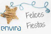 El equipo de ENVIRA les desea unas Felices Fiestas y Feliz Año 2017