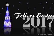 exYge Consultores te desea Felices Fiestas 2017