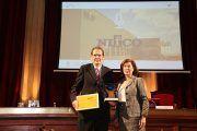 NIFCO recibe el Premio Atlante en reconocimiento a su política de prevención de riesgos laborales