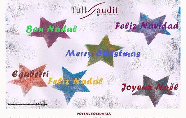 Full Audit te desea Feliz Navidad