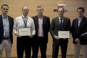 Repsol y sus empresas auxiliares analizan la seguridad en el desempeño de su actividad