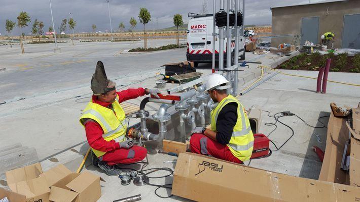 Madic Iberia obtiene por tercer año consecutivo la mejor puntuación en Prevención de Riesgos Laborales del sector petroquímico español
