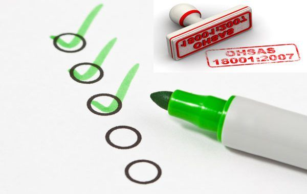 Checklist OHSAS 18001 (totalmente gratuito)