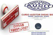Curso: Auditor OHSAS 18001