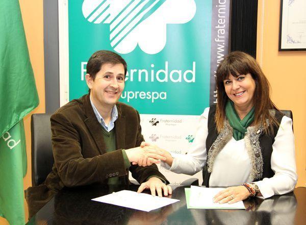 Acuerdo de colaboración entre Fraternidad-Muprespa y Prevencionar