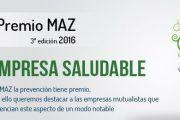 MAZ abre el plazo para optar a sus Premios Empresa Saludable
