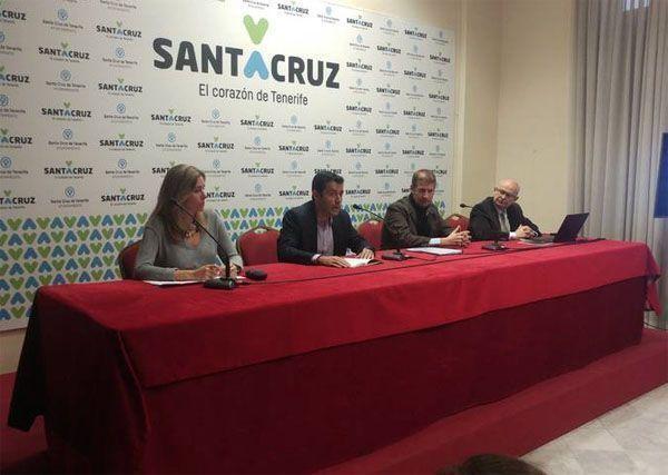 Santa Cruz de Tenerife presentó su Plan de Prevención de Riesgos Laborales