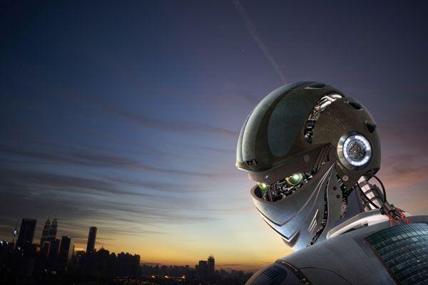 Sustituyen a los empleados de oficina por robots