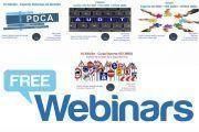 Webinars: Cursos Expertos Sistemas de Gestión / Auditores Sistemas de Gestión / ISO 39001