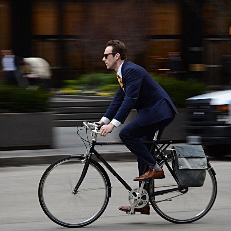 Los empleados de Liberty Seguros recorren 28.000 km en bici para ir al trabajo los últimos 6 meses
