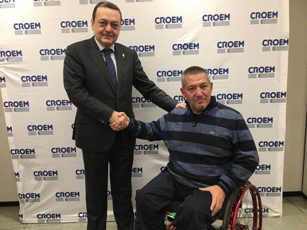 CROEM y la Asociación DIA acuerdan colaborar en la promoción de la seguridad vial