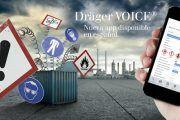 Dräger VOICE® - Más de 1.600 sustancias peligrosas en una sola base de datos (GRATIS)