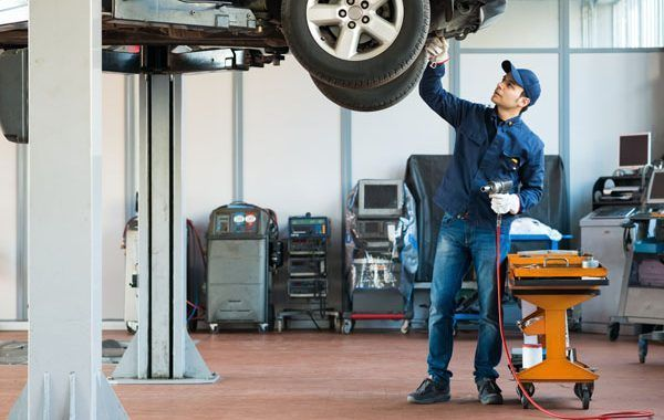 Buenas prácticas en Talleres de Reparación de Vehículos