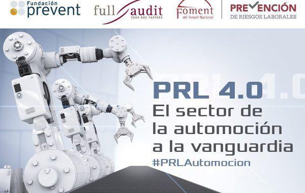 PRL 4.0: El sector de la automoción a la vanguardia