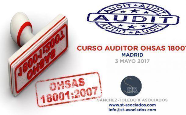 Curso Auditor: OHSAS 18001