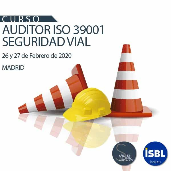 Madrid - Curso Auditor: ISO 39001