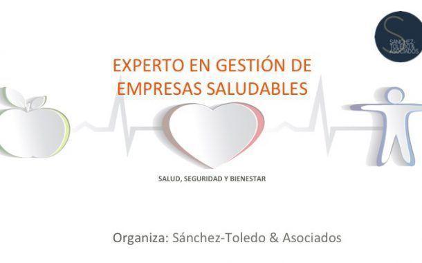 No te quedes sin tú plaza: Experto en Gestión de Empresas Saludables (Madrid, Barcelona, Bilbao y Navarra)