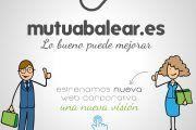Mutua Balear estrena página web