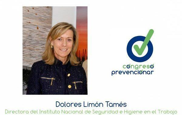 """Dolores Limón, directora del INSHT """"Tratamos de concienciar y facilitar la aplicación de la normativa en las pymes"""""""