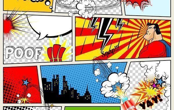 10 cómics en materia de PRL: Erga-Tebeo